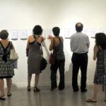 Herencia y Diferencia, de Rut y Silvia Rubinson Centro Cultural Recoleta, Sala 8 Inauguraciòn Foto: Fernando de la Orden